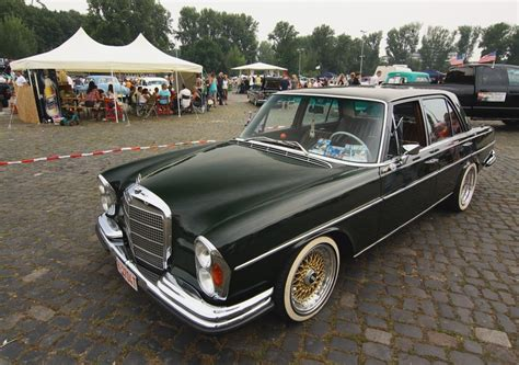 mercedes classic modified loving this custom w108 custom vintage mercedes pinterest