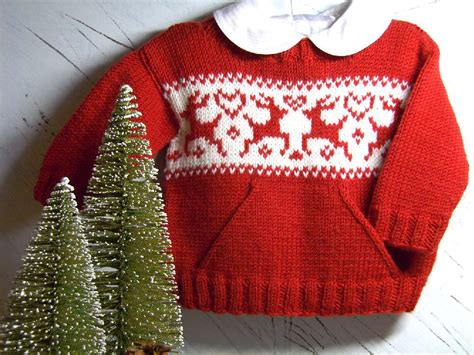 knitting pattern xmas jumper christmas sweater knitting patterns loveknitting blog