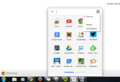 chrome launcher google s chrome app launcher is now live for windows users
