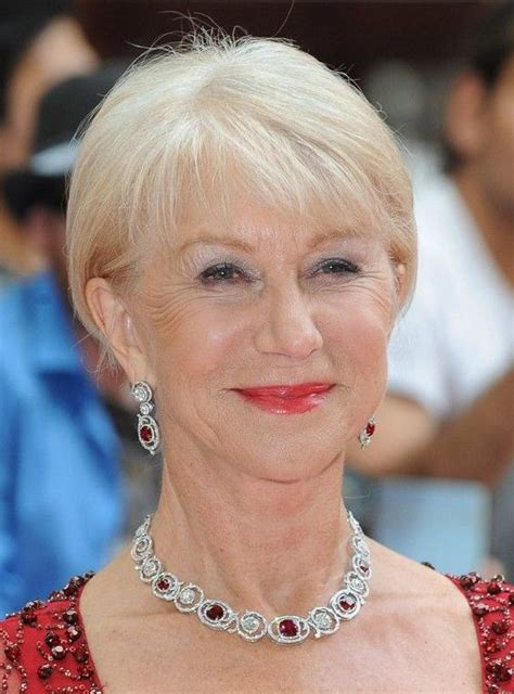 hair styles for over 60 s with thick waivy hair short hairstyles for fine hair over 60 photo gallery of