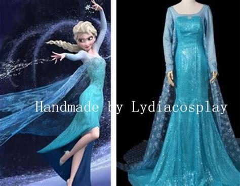 Elsa Handmade Costume - 1000 ideas about frozen elsa dress on elsa