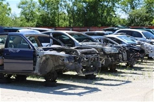 Garage Sales Waukesha Auto Recycling Facility Waukesha Wisconsin Used Auto