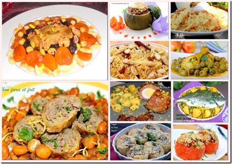 recette de cuisine alg駻ienne recettes de cuisine algerienne