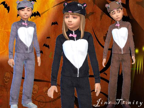 sims 4 halloween costumes totally sims 4 updates halloween costume mouse