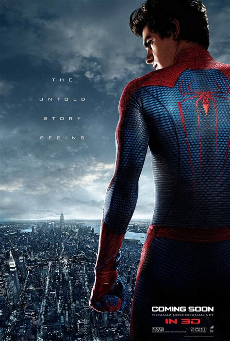 new upcoming 3d movies 2012 movie moron hi res the amazing spider man posters filmofilia