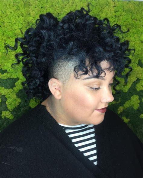 women curly fades 19 fade haircut ideas designs hairstyles design