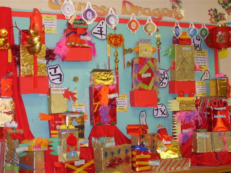 new year display ks1 new year bulletin board idea language