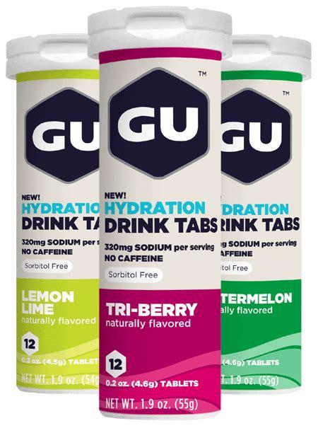 xylitol hydration gu hydration drink tabs gu energy uk