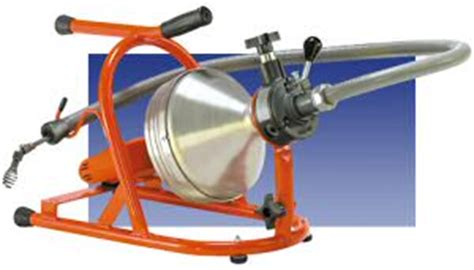 Drain Rooter Drain Cleaning Equipment Sewer Snakes Drain Clearing