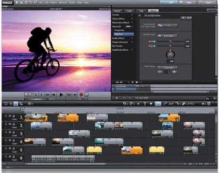 Software Edit magix edit pro 17 plus editing software review