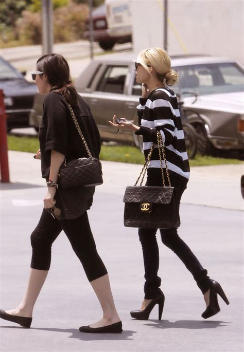 Richies Chanel Purse by Richie Quilted Leather Bag Richie Looks