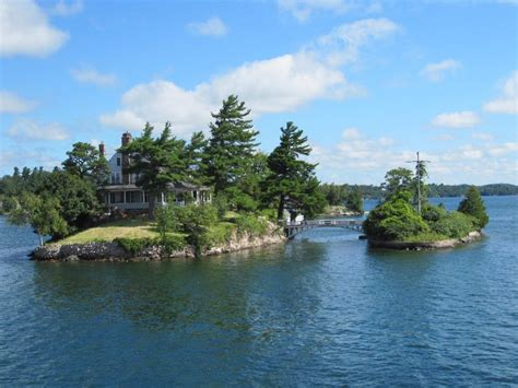 thousand islands thousand island canada boat tour