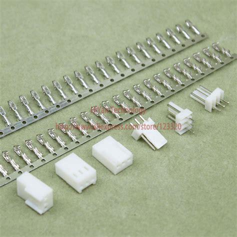 input header 3 pin molex 2510 3p aliexpress buy 100sets lot connector kf2510 2510