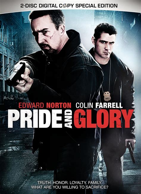 pride  glory dvd release date january