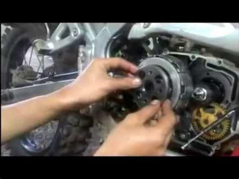 Plat Kopling Klx tips trik cara bongkar pasang plat kopling klx 150