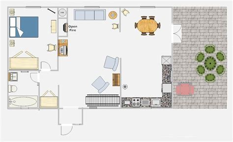 floor plan with room numbers picture of holiday inn croan cottages self catering holiday homes in ireland