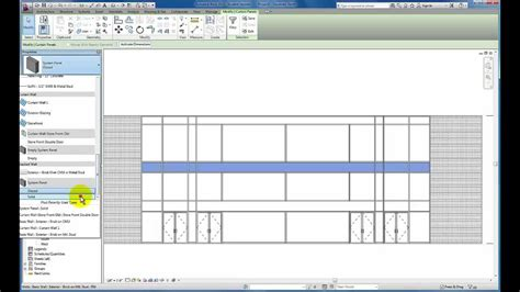 tutorial video revit revit tutorials curtain wall doovi