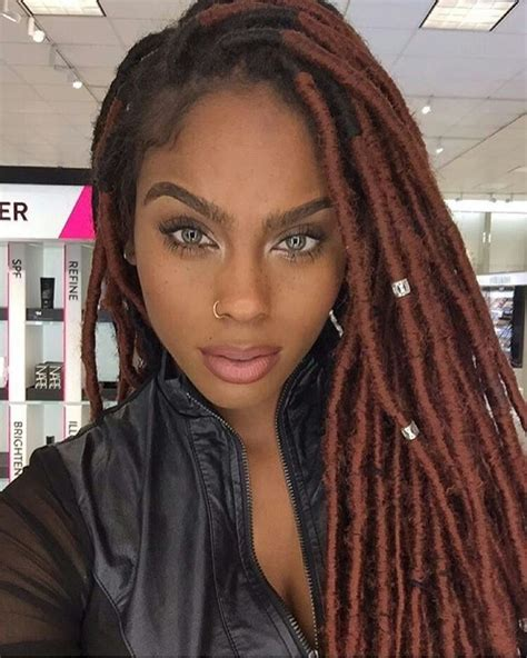 faux locs done in south carolina pinterest amourcookie hair and beauty pinterest