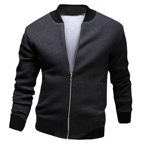 design jaket hoddie new jacket men 2016 fashion design mens slim zipper