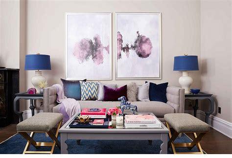 apartment decorating blogs natalie morales living room makeover one kings lane