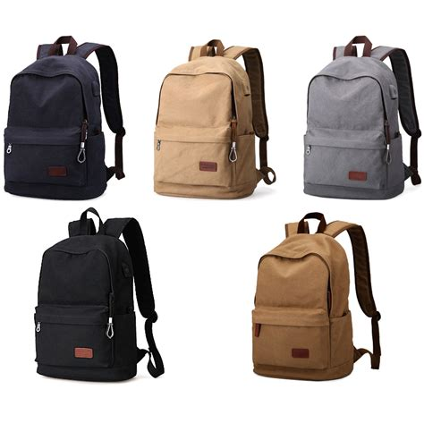 Tas Ransel Backpack Dc Original muzee tas ransel backpack casual dengan usb port me 0710 black blue jakartanotebook