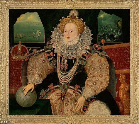 armada portrait elizabeth i portrait will be saved for the nation