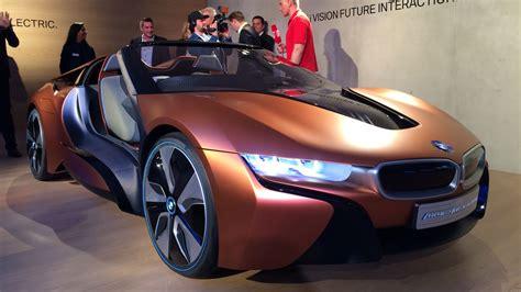 smart car bmws vision  tomorrows high tech car