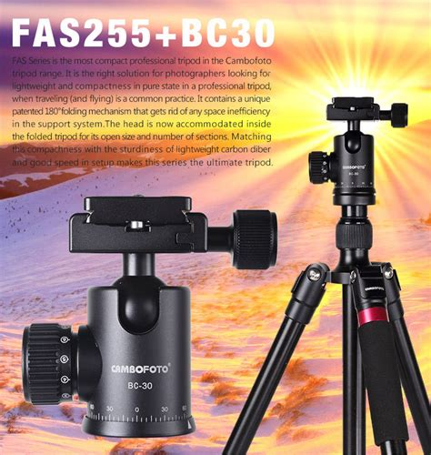 Tripod Dslr Excel professional aluminum floding tripod with for dslr buy tripod for nikon