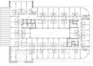 Typical Hotel Room Floor Plan by Dorsett Hotel West London By Flanagan Lawrence Building