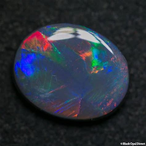 3 1 Ct Black Opal Hq 2 59 ct black opal gem 11 5x9x3mm black opal direct