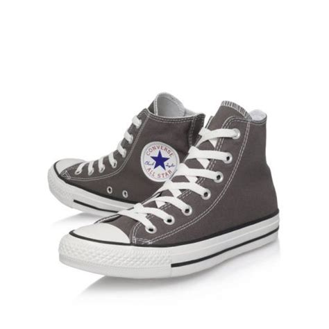 light grey converse high tops converse hi tops for 163 19 light grey in sizes 8 9 10 11