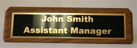 wooden name plates for desk name plates china wholesale name plates