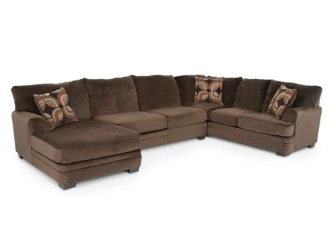 charisma  piece  arm facing sectional charisma living room collections living room