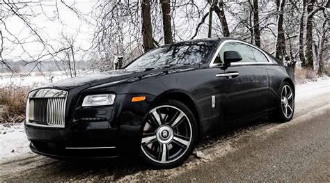 rolls royce wraith the top five rolls royce wraith models of all time