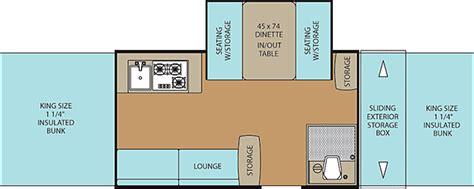 aliner floor plans clipper classic 1285sst floor plan pop up cers