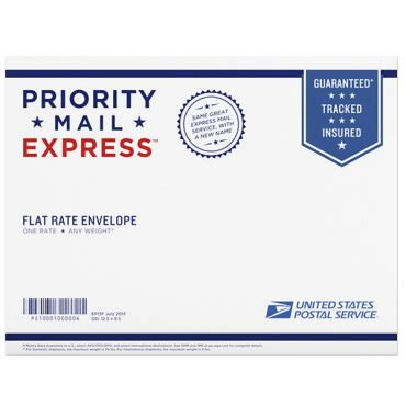 How Much To Send A Letter Priority Mail priority mail express flat rate envelope usps