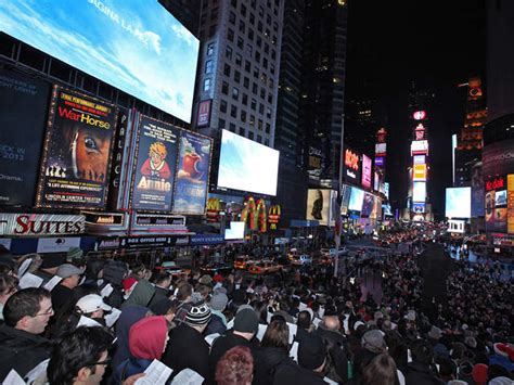 times square alliance new years eve live schedule new year s eve times square live video ball drop schedule