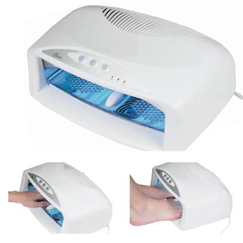 le uv pour manucure le manucure p 233 dicure uv 47 watt poste pieds ou mains avec ventilateur par cosmetics