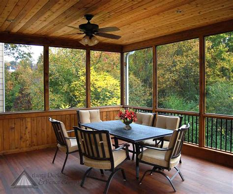 back porch designs for houses small screened back porch