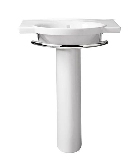 pedestal sink 18 inches 8 best images about dxv by american standard ped lavs on