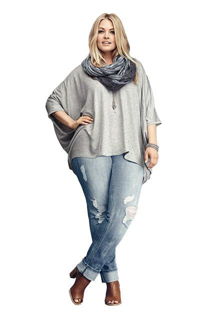 jean styles and cuts for plus sizes plus size fashions best outfits plussize outfits com