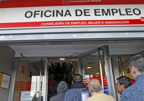 oficina desempleo madrid las oficinas de empleo de madrid valoran con puntos la