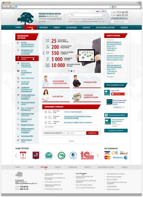 Mba Pre Test by разработка сайта международной школы бизнеса мтпп