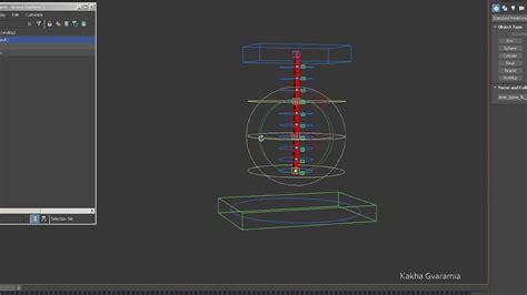 tutorial mass fx ik fk spine rigging in 3dsmax part 3 youtube