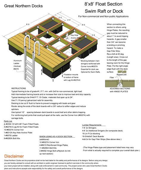 floating boat dock plans and designs floating barrel dock plans houses plans designs