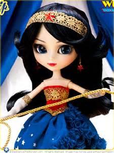 groove pullip dc comics super heroes doll wonder woman