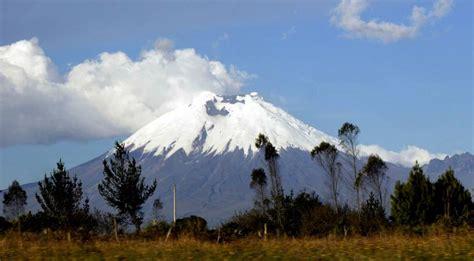 imagenes satelitales volcan cotopaxi volc 225 n cotopaxi incrementa su actividad informa geof 237 sico