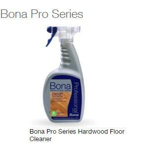 Bona Pro Hardwood Floor Cleaner by Cleaning Products Bona Products Line Vacuumsonline Net