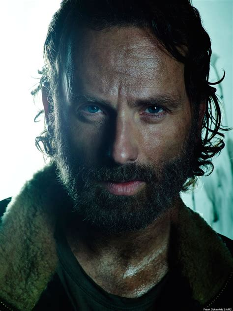 andrew lincoln character the walking dead season 5 character portraits collider
