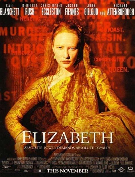 film queen elizabeth 1 elizabeth images elizabeth 1998 movie poster wallpaper